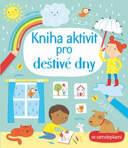 Obrázok Kniha aktivit pro deštivé dny