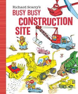 Obrázok Richard Scarry's Busy Busy Construction Site