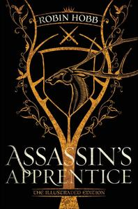 Obrázok Assassin's Apprentice (The Illustrated Edition)