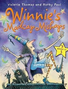 Obrázok Winnie the Witch. Winnie's Madcap Mishaps