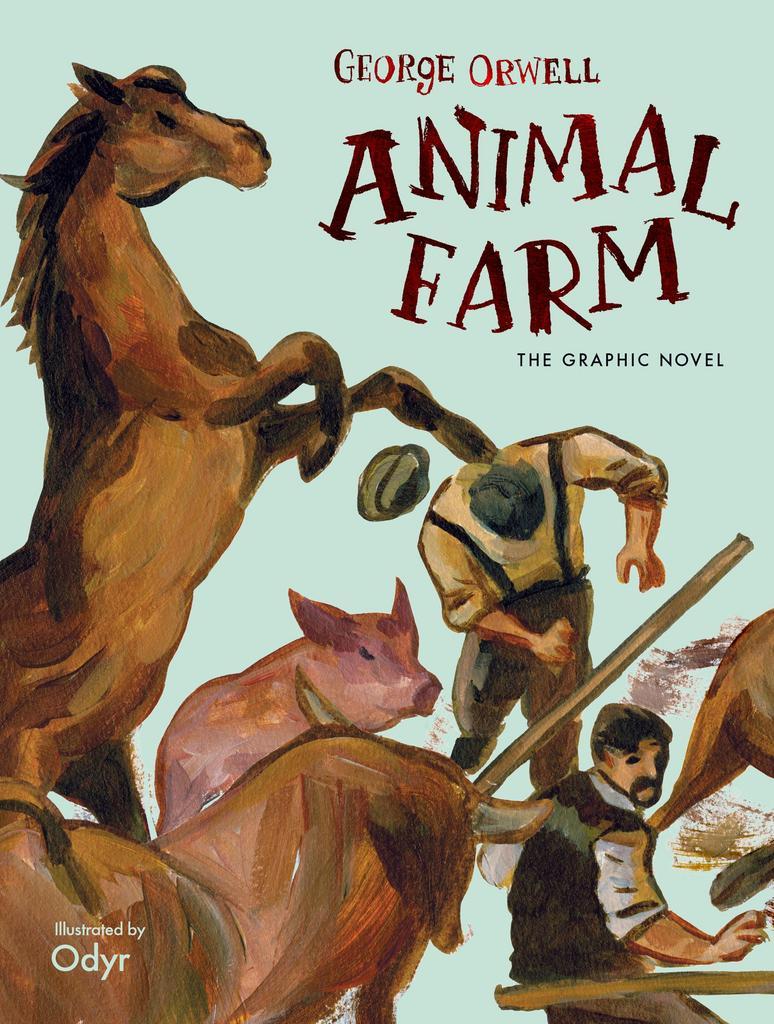 Animal Farm (Graphic Novel) - George Orwell