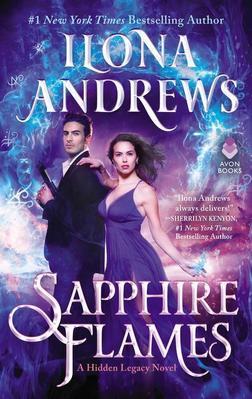 Obrázok Sapphire Flames