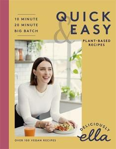 Obrázok Deliciously Ella Making Plant-Based Quick and Easy