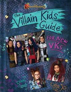 Obrázok Descendants 3: The Villian Kids Book