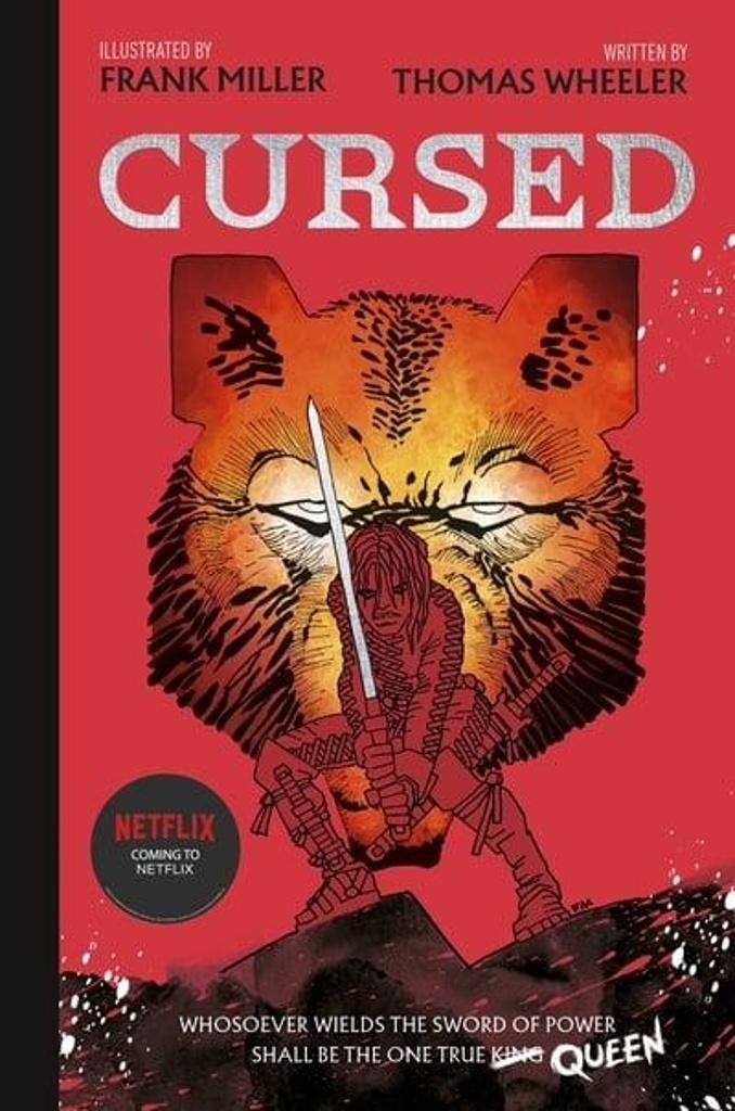 Cursed - Tom Wheeler