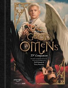 Obrázok The Nice and Accurate Prophecies Good Omens TV Companion