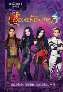 Obrázok Descendants 3: Junior Novel