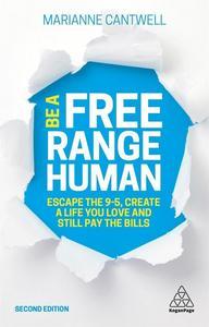 Obrázok Be A Free Range Human