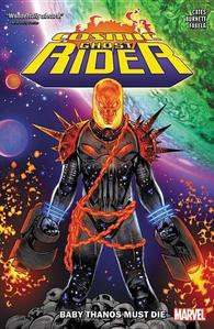 Obrázok Cosmic Ghost Rider: Baby Thanos Must Die