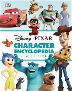 Obrázok Disney Pixar Character Encyclopedia New Edition