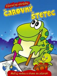 Obrázok Čarovný štetec Žabka