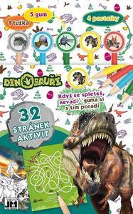 Obrázok Aktivity s gumami Dinosauři