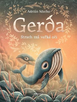 Obrázok Gerda Strach má veľké oči