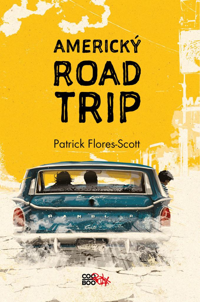 Americký roadtrip - Patrick Flores-Scott