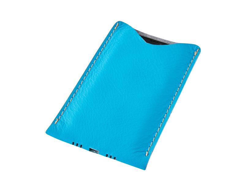 Obal na mobil K68 modrý