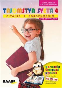 Obrázok Tajomstvá sveta 4 Čítanie s porozumením pre štvrtákov (pracovný zošit)