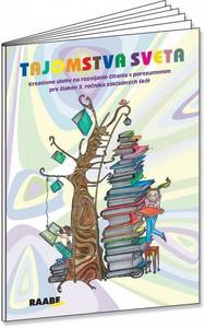 Obrázok Tajomstvá sveta Kreativné úlohy na rozvíjanie čítania s porozumením pre 3.ročník