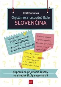 Obrázok Chystáme sa na strednú školu Slovenčina
