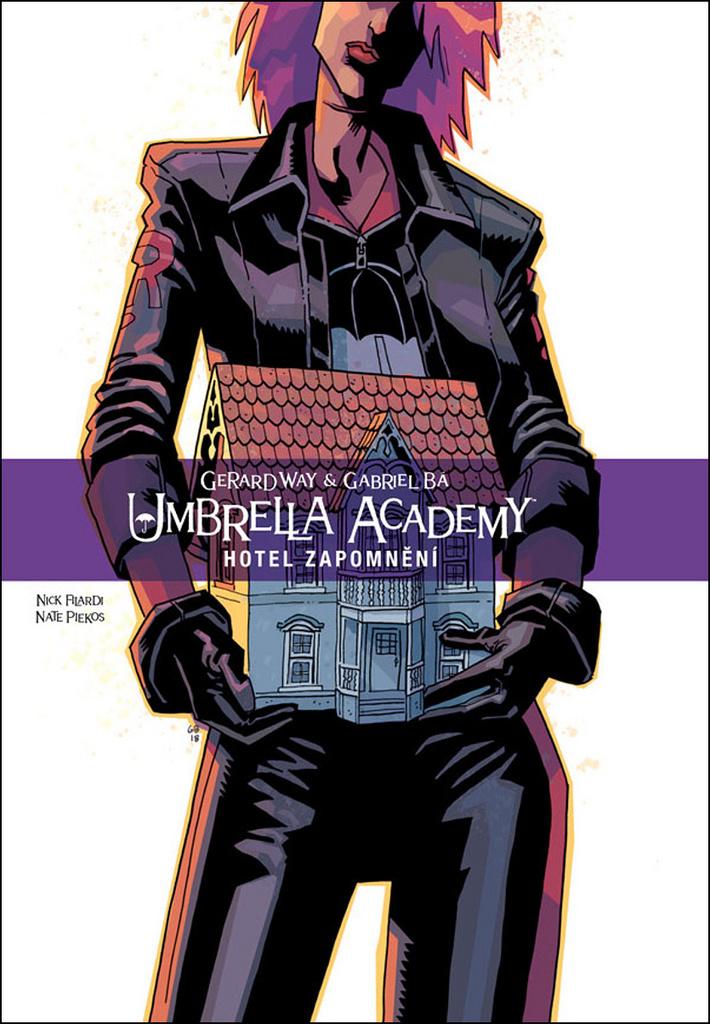 Umbrella Academy Hotel zapomnění (3) - Gerard Way