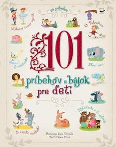 Obrázok 101 príbehov a bájok pre deti