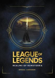 Obrázok League of Legends: Realms of Runeterra (Official Companion)