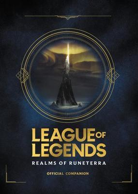 Obrázok League of Legends: Realms of Runeterra (Official Companion)