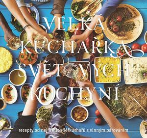 Obrázok Velká kuchařka světových kuchyní