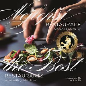 Obrázok Nejlepší restaurace oceněné zlatými lvy, průvodce 2020