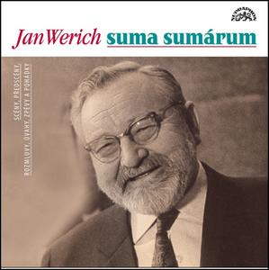 Obrázok Jan Werich suma sumárum (Obsahuje 5 CD-MP3)