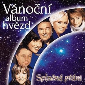 Obrázok Vánoční album hvězd