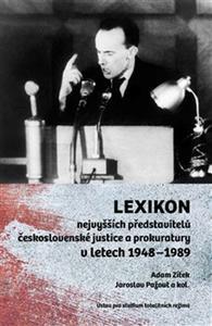 Obrázok Lexikon nejvyšších představitelů československé justice a prokuratury