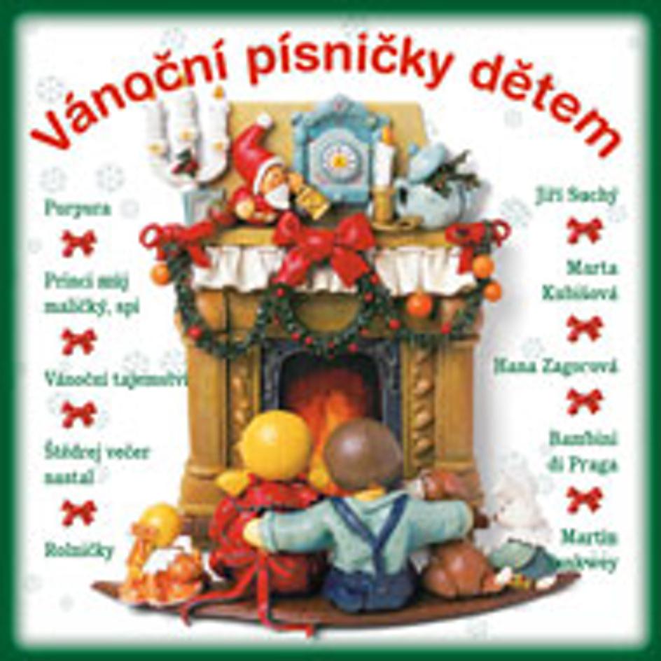 Vánoční písničky dětem