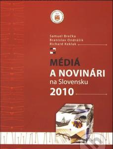 Obrázok Médiá a novinári na Slovensku 2010