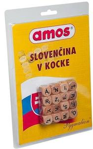 Obrázok Slovenčina v kocke