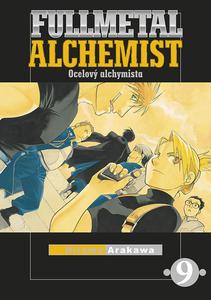 Obrázok Fullmetal Alchemist 9 (9. DÍL)