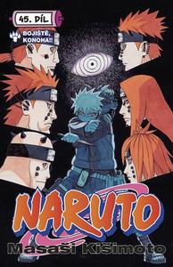 Obrázok Naruto 45 Bitevní pole Konoha
