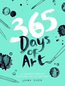 Obrázok 365 Days of Art: A Creative Exercise for Every Day of the Year