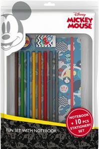 Obrázok Balíček s blokem Mickey