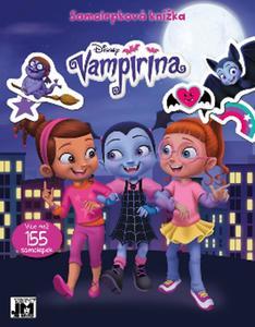 Obrázok Samolepková knížka Vampirina