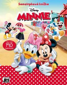 Obrázok Samolepková knížka Minnie
