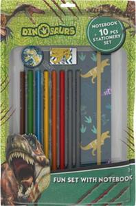Obrázok Balíček s blokem Dino