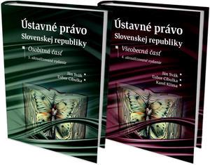 Obrázok Ústavné právo Slovenskej republiky