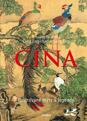 Obrázok Čína Ilustrované mýty a legendy