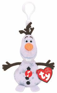 Obrázok Beanie Babies Lic Frozen 2 OLAF sněhulák se zvukem 8.5 cm