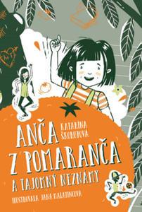 Obrázok Anča z Pomaranča a tajomný neznámy