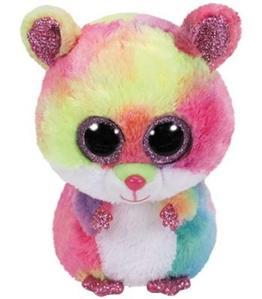 Obrázok Beanie Boos RODNEY barevný křeček 24 cm