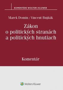 Obrázok Zákon o politických stranách a politických hnutiach