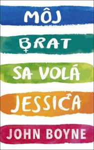 Obrázok Môj brat sa volá Jessica