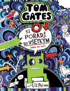 Obrázok Tom Gates si poradí so všetkým (alebo ani nie?) (Tom Gates 15)