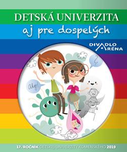 Obrázok Detská univerzita aj pre dospelých 2019